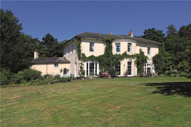 7 Bedroom Detached House For Sale In Hookwood Park Oxted Surrey