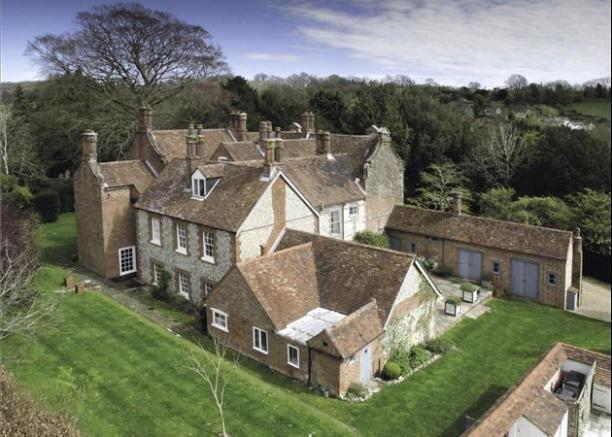 Property For Sale In Hambledon Hampshire