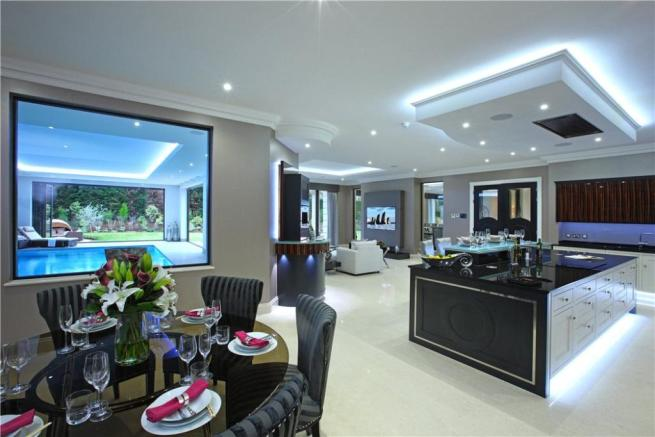 Oxshott Kitchen