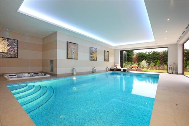 Oxshott Indoor Pool