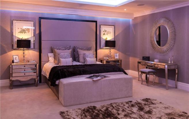 Oxshott Bedroom
