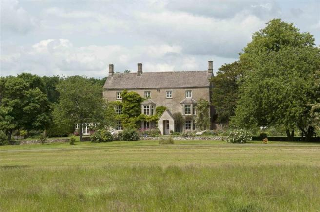 9 Bedroom Farm House For Sale In Ampney Knowle Cirencester