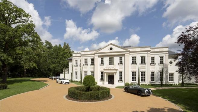 6 bedroom detached house for sale in east road st george for Modern luxury homes for sale uk