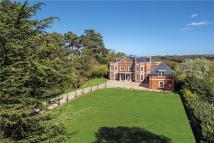 Detached house for sale in The Ridge, Epsom, Surrey...