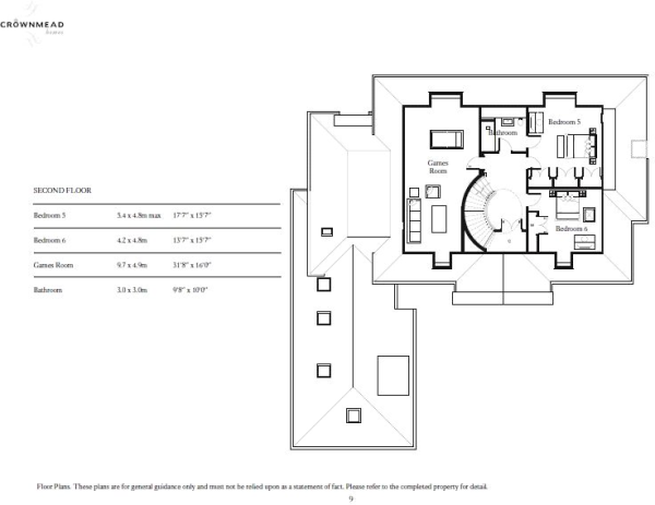 Floorplan-2nd Floor