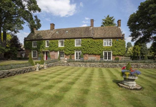 Jacobean Manor House