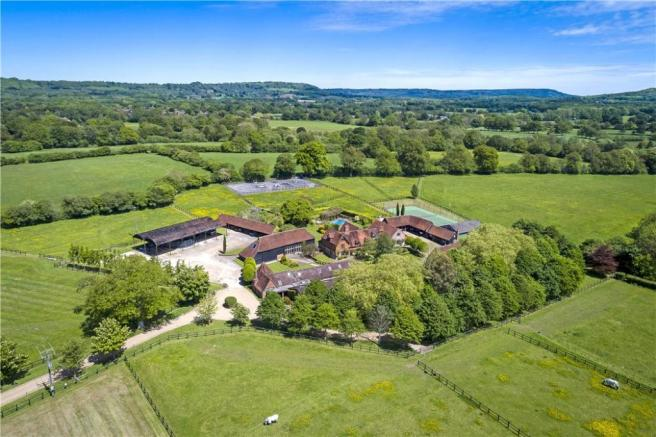 5 Bedroom Farm House For Sale In Cooks Pond Road Milland Liphook