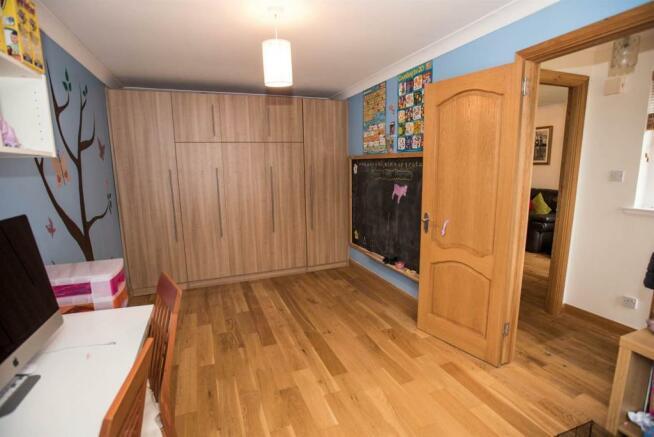Bedroom 4 Playroom..