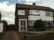 3 bed semi detached property in Sholden Road, Strood...