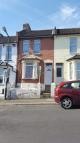 Terraced house in Kitchener Road...