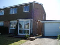3 bed semi detached property in Hamilton Close...
