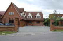 5 bedroom Detached home in Glebe Road...