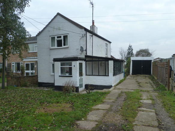 2 Bedroom Detached House For Sale In The Shade Soham Cb7