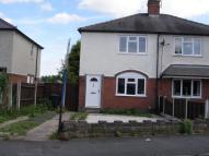 3 bedroom semi detached home in Scotts Road, Stourbridge...