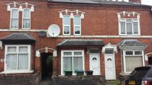 Terraced property in Sabell Road, Smethwick...