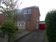 Trent Close semi detached property to rent