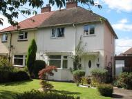 3 bed semi detached property in Silkmore Lane, Stafford...