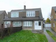 semi detached home to rent in Dryden Road, Welling...