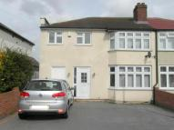 Westwood Lane semi detached house to rent