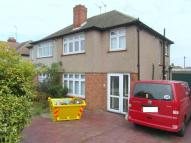 semi detached house in Edison Road, Welling...