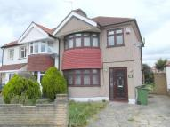 Farnham Road semi detached house to rent