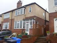 3 bed semi detached property in Greeton Drive...