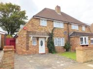 3 bedroom semi detached home to rent in Stowe Road, Orpington
