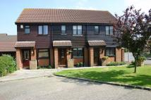 Terraced home to rent in Burton Close, Windlesham...