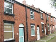 Terraced property to rent in 8 John Street, Congleton...