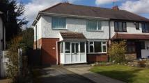 3 bed semi detached house for sale in Leicester Road...