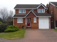 Detached home in Mossdale Close...