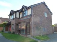 2 bedroom semi detached property in Matlock Close...