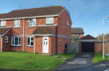 3 bedroom semi detached house for sale in Hammond Croft Way, Exeter