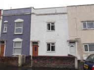Terraced house in Beaumont Street, EASTON...