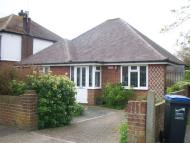 2 bed Bungalow to rent in SEA VIEW ROAD...