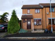 semi detached house in Churchill Court...