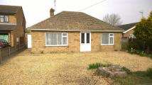 2 bed Detached Bungalow in Pecks Drove West...
