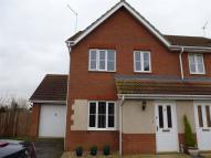 3 bedroom semi detached house to rent in The Pastures, Cowbit...