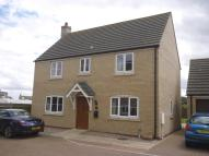 Detached house to rent in Chicheley Close, Soham...