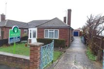 2 bed Semi-Detached Bungalow in Malvern Close, Newmarket...