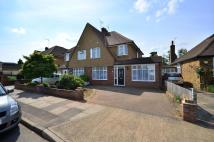 3 bedroom semi detached home to rent in Evelyn Avenue, Ruislip...
