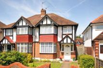 3 bed semi detached home to rent in Lawn Close, Ruislip...