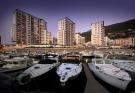 new Studio flat for sale in Queensway Quay, Gibraltar