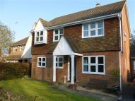 Detached home for sale in The Ridgeway, Lympne...