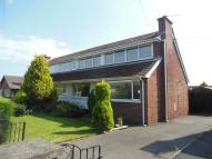 3 bed semi detached house in Ashford Park, Bangor