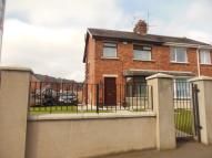 3 bed semi detached home in Upper Dunmurry Lane...