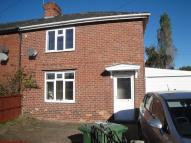 Fitzherbert Street semi detached house to rent