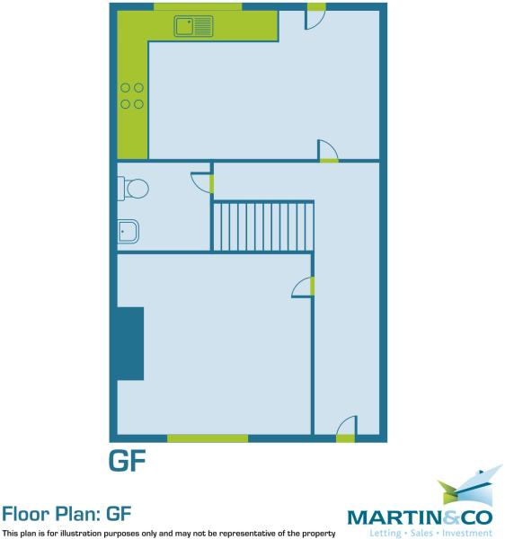 Example Ground Floor