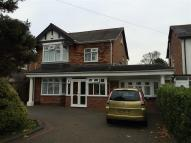 Coleshill Road Detached house for sale