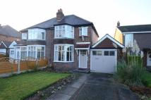 semi detached home in Chester Road...
